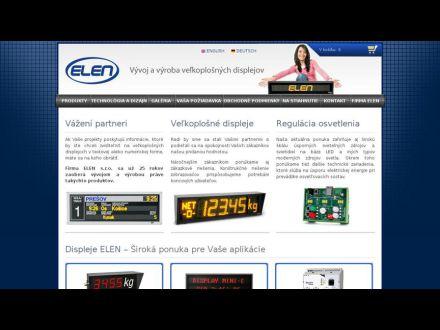 www.elen.sk