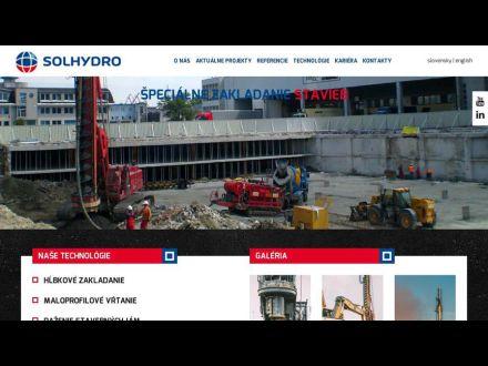 www.solhydro.sk