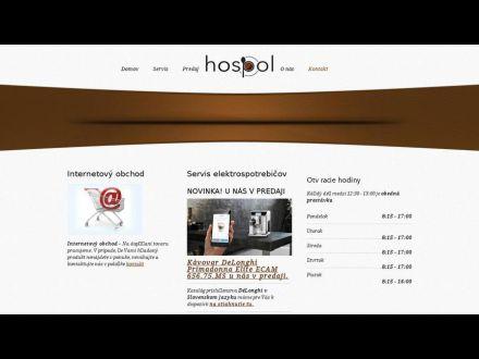 www.hospol.sk