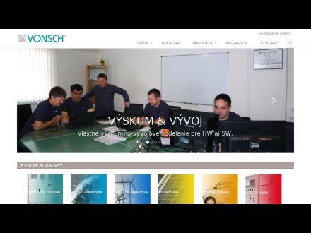 www.vonsch.sk
