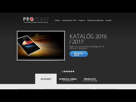 www.proplastslovakia.sk