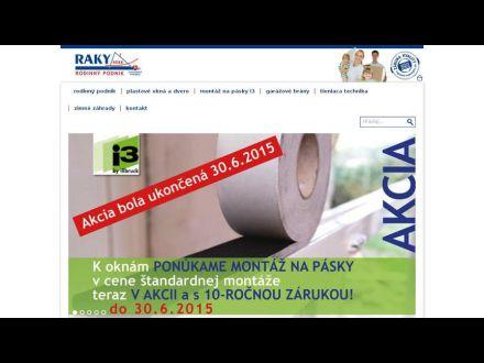 www.rakystav.sk