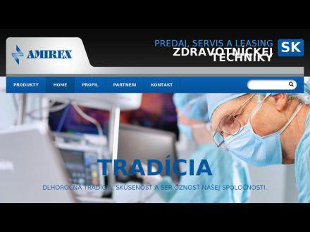 www.amirex.sk