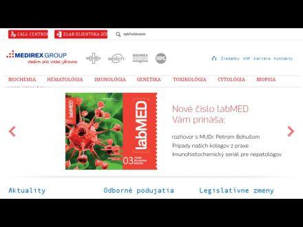 www.medirex.sk