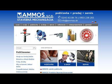 www.ammos.sk