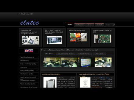 www.elatec.sk