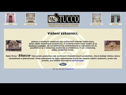 www.stucco.sk