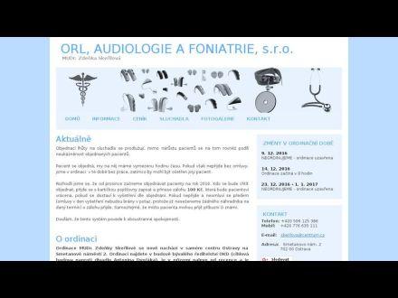 www.orl-fon.cz