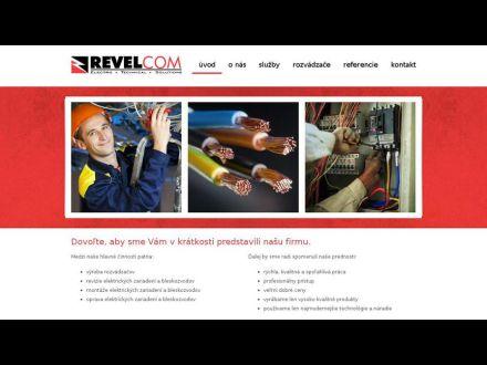 www.revelcom.sk