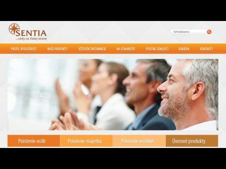 www.sentia.sk