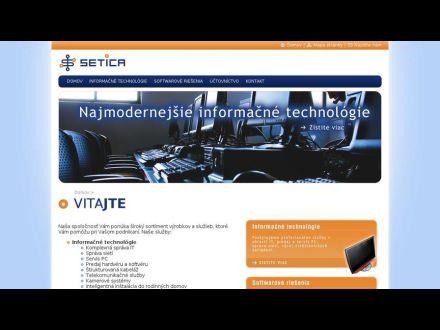 www.setica.sk