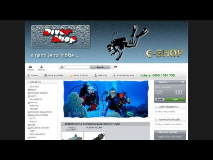 www.divershop.sk