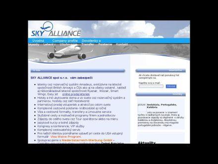www.skyalliance.sk