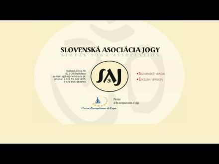 www.slovakyoga.sk