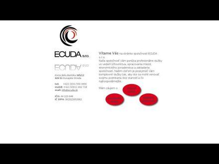 www.ecuda.sk