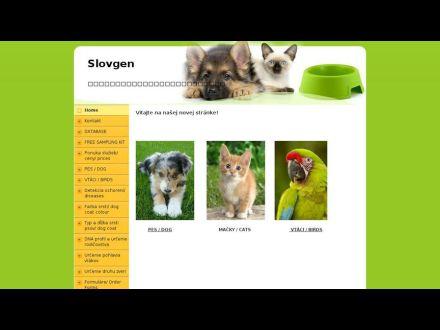 www.slovgen.sk