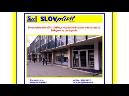 www.slovplast.sk