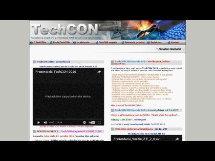 www.techcon.sk