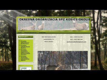 www.spzkeokolie.sk