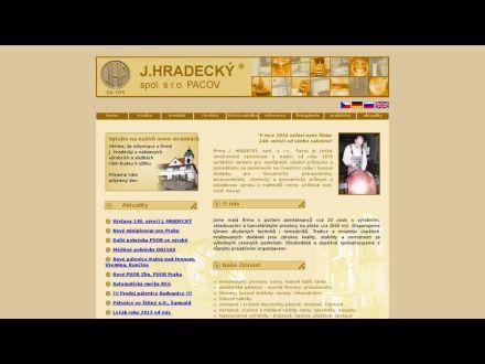 www.hradeckypacov.cz