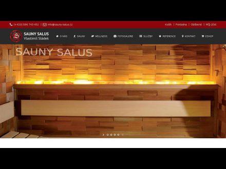 www.sauny-salus.cz