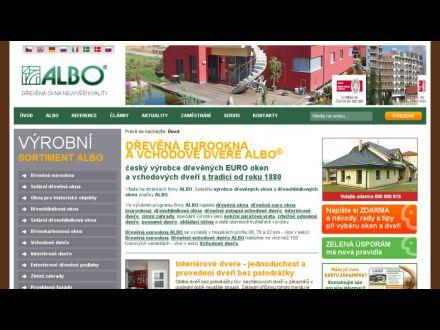 www.albo.cz