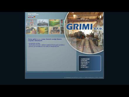 www.grimi.sk