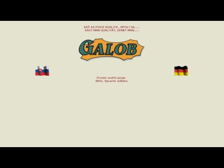 www.galob.sk