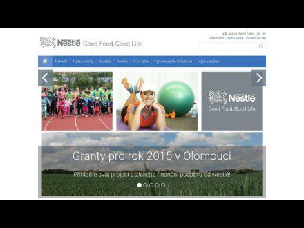 www.nestle.cz