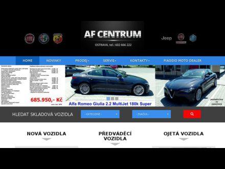 www.afcentrum.cz
