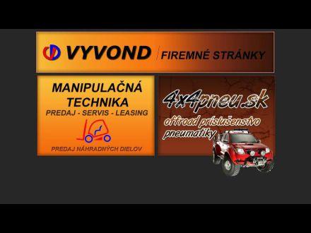 www.vyvond.sk