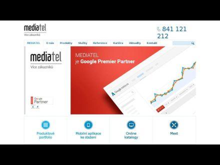 www.mediatel.cz