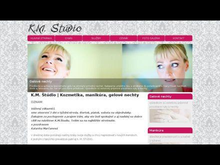 www.kmstudio.sk