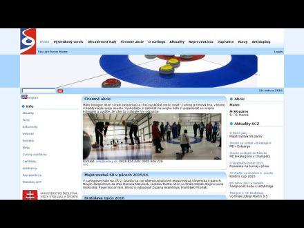 www.curling.sk