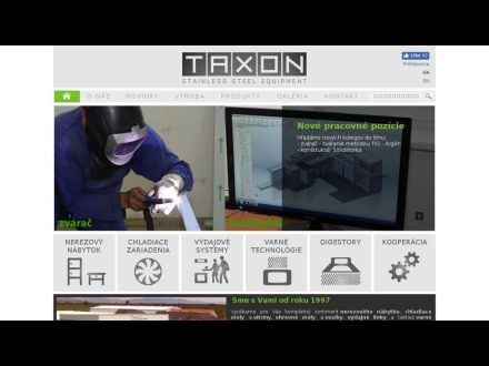 www.taxon.sk