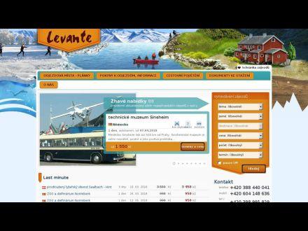 www.levante.cz