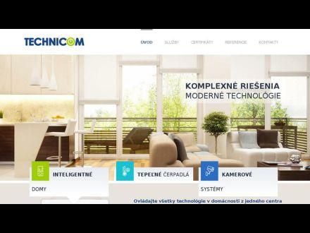www.technicom.sk