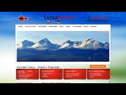 www.tatrahotel.com