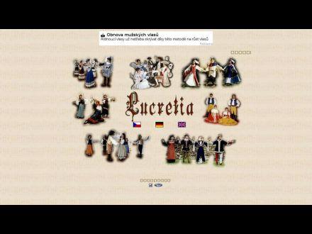 www.lucretia.euweb.cz