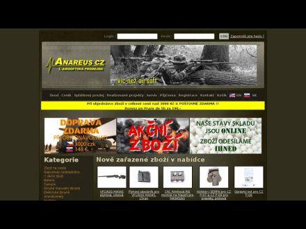 www.anareus.cz