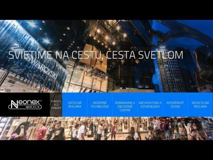 www.neonex.sk
