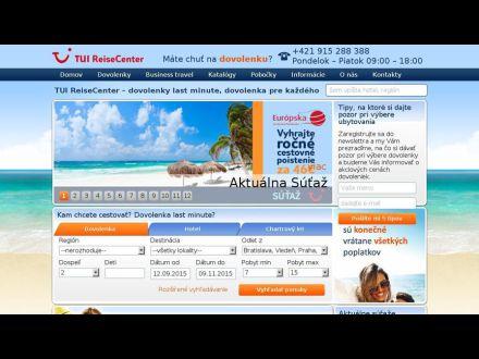 www.tui-reisecenter.sk