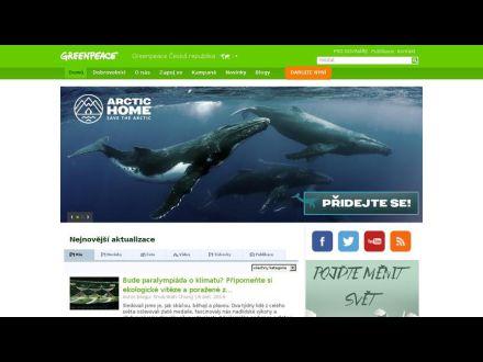 www.greenpeace.cz