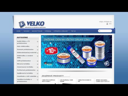 www.velko.sk