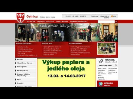 www.gelnica.sk