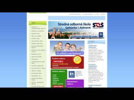 www.sos-garbiarska1-kk.sk