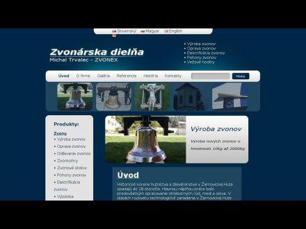 www.vyrobazvonov.sk