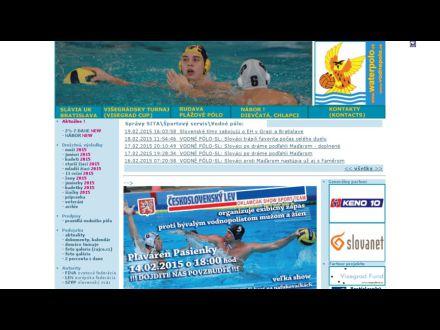 www.waterpolo.sk