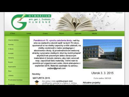 www.gaglshe.edupage.org