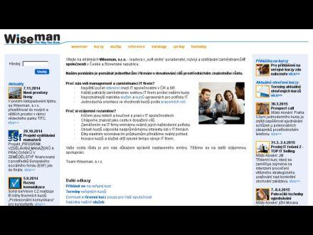 www.wiseman.sk